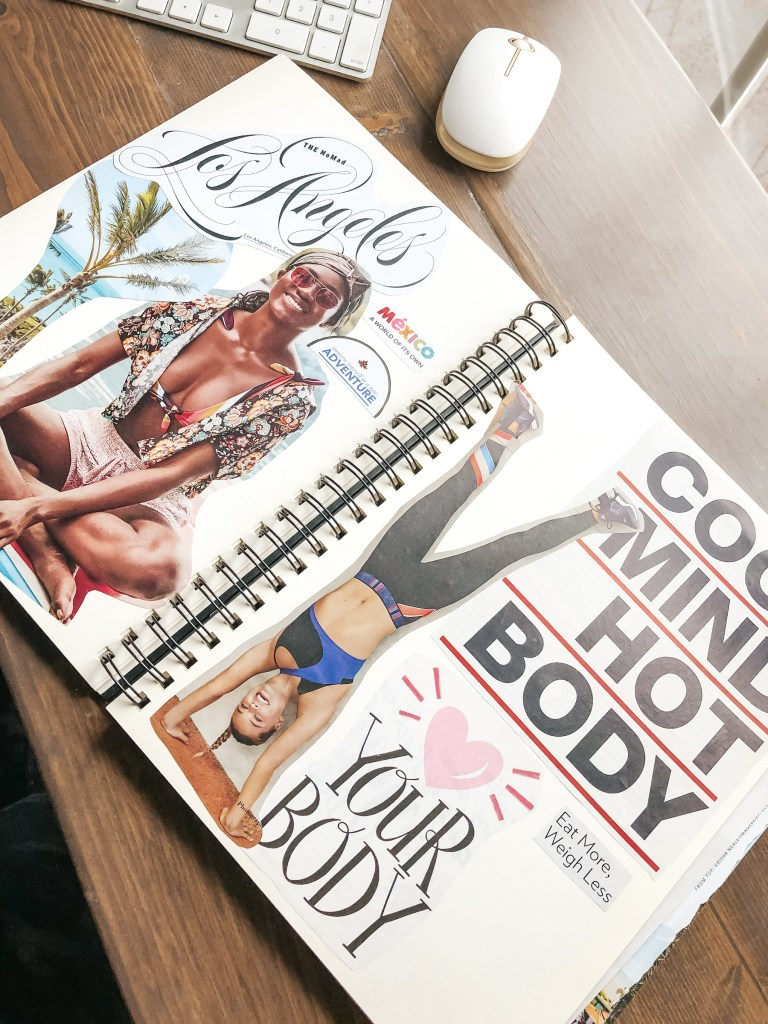 Vision Book Tips and Tricks | Just Peachy Blog