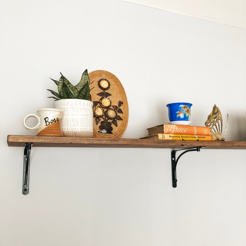 Thrifting Home Decor Tips and Tricks | Just Peachy Blog