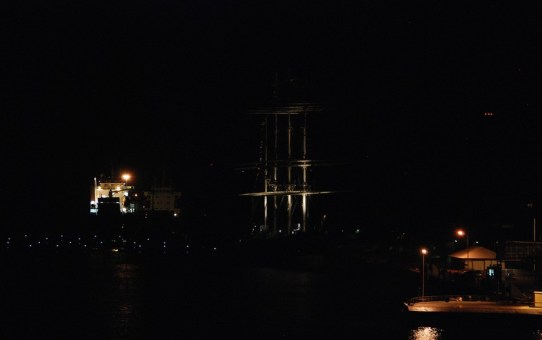 mariehamn by night 2011