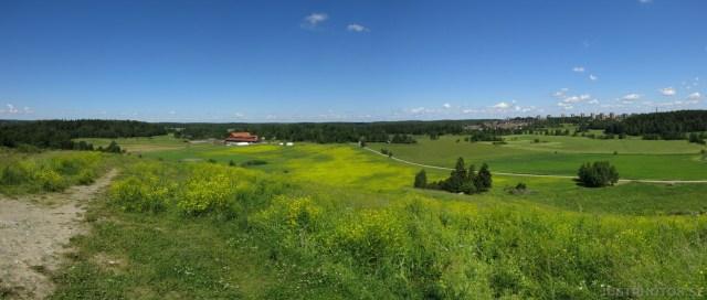 View from Granholmstoppen