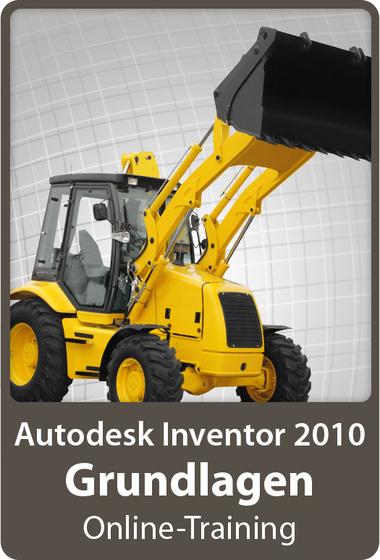 Video2Brain Autodesk Inventor 2010 Grundlagen Online