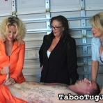 Second pic of Margot Cock Punishing a Prisoner