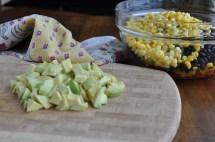 Scrumptious Avocado Salad Pinch