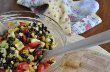 Ina Garten Corn and Avocado Salad Recipe
