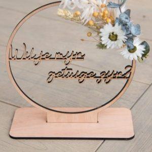 Geschenken: Flowerhoop Wil je mijn getuige zijn?