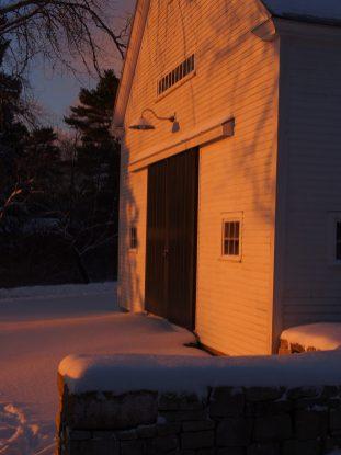 good mornin' barn