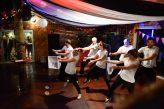 The Ruapehu dance crew 2015.