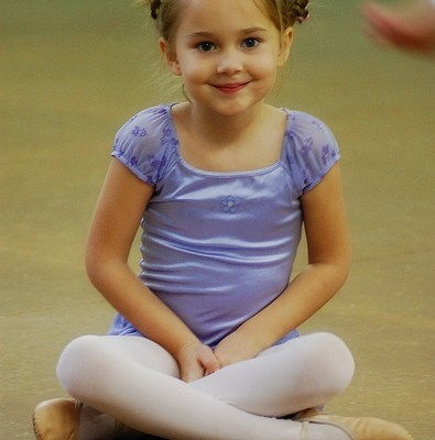 Little Ballerina