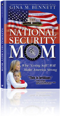 GIVEAWAY! A Hardcover of National Security Mom
