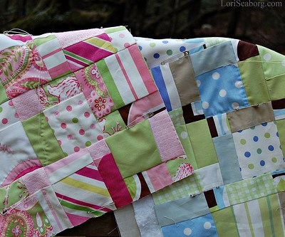 Project: A Tutorial for the Disappearing 9 Patch Quilt Top