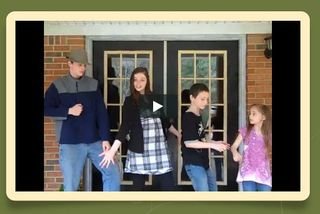 A Video of Our Silly Kids & a Chance to Help Others