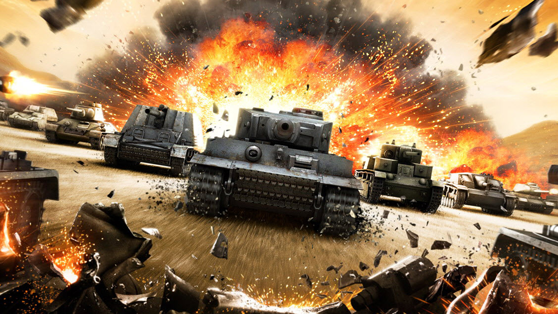 World Of Tanks Xbox 360 Edition Beta Concludes Tomorrow