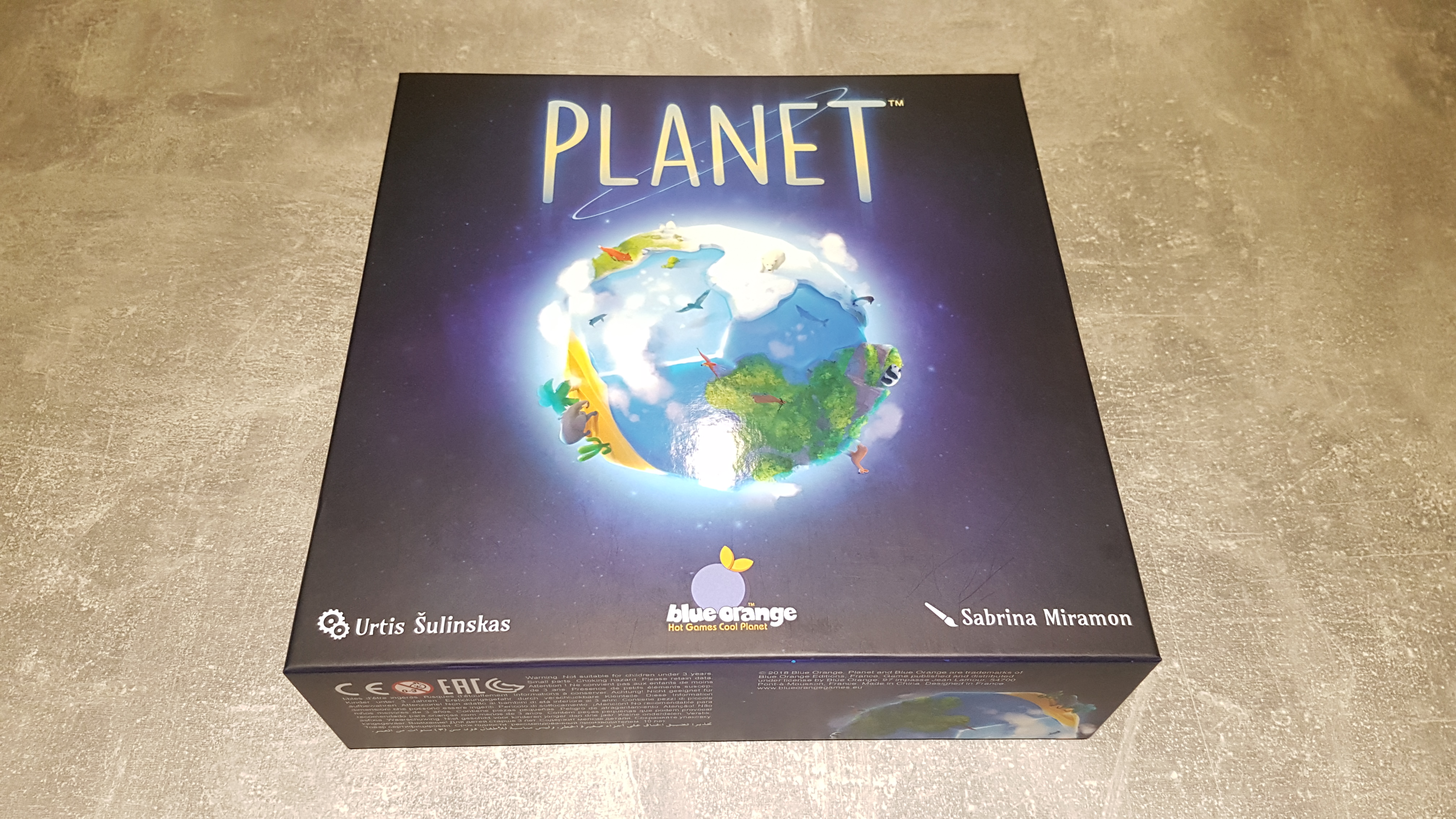 Planet Review  Build A 3d World  Just Push Start
