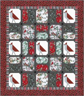 Winter Wishes - Snow Birds