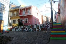 Street Art in Valparaiso