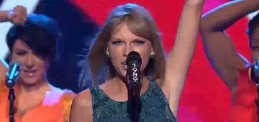 Taylor Swift Shake It Off X Factor Australia Grand Finale