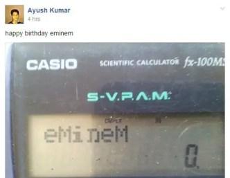 Credits: Ayush Kumar
