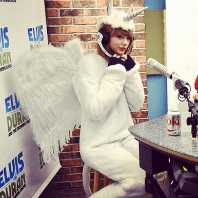 Taylor Swift Pegacorn