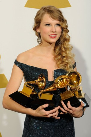 2009 Grammy Awards Taylor Swift