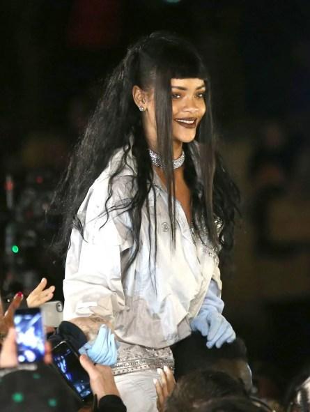 Rihanna new music video