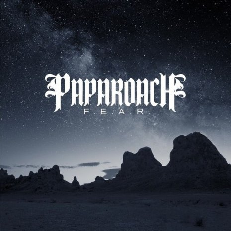 "Official album art of ""F.E.A.R."" by Papa Roach"