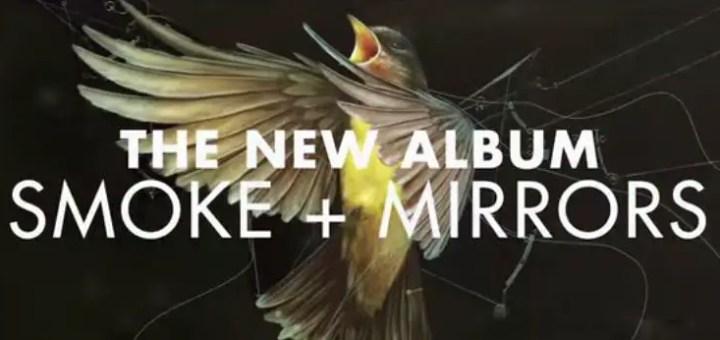 smoke + mirrors album