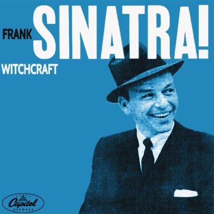 "Song cover for ""Witchcraft"" by Frank Sinatra"