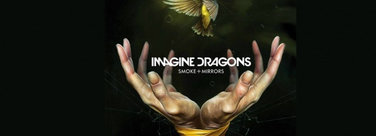 album review of 'smoke + mirrors' imagine dragons