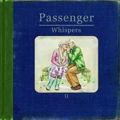 Passenger 'Whispers 2' Album cover