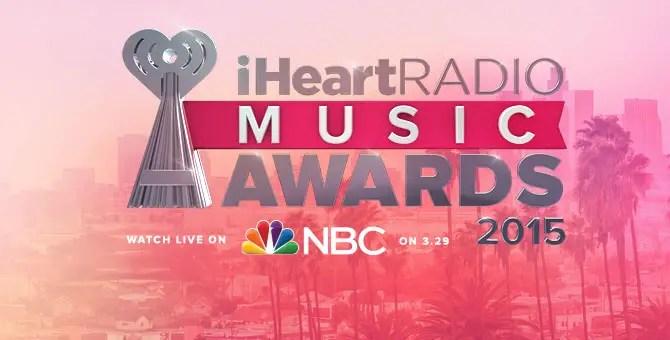 iheartradio music awards 2015