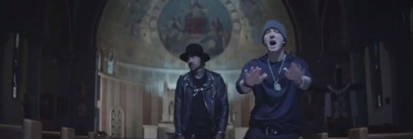 yelawolf best friend music video featuring eminem