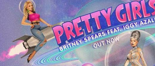britney spears new song pretty girls featuring iggy azalea