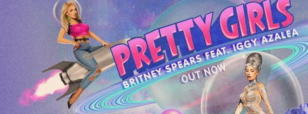 britney spears new song pretty girls featuring iggy azalea