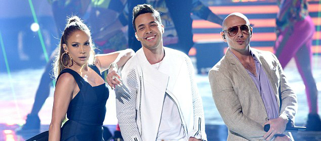 Prince Royce feat. Jennifer Lopez & Pitbull – Back It Up music video