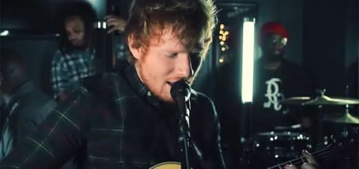 ed sheeran acoustic cover trap queen
