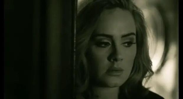 adele hello single music video