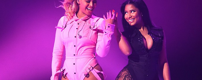 beyonce-nicki-tidal-x-feeling-myself-live
