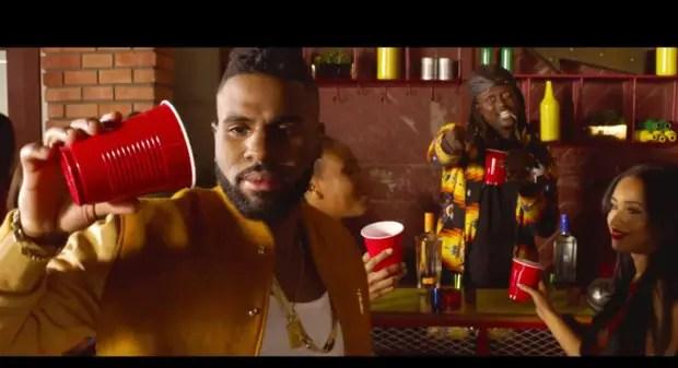 jason derulo get ugly music video