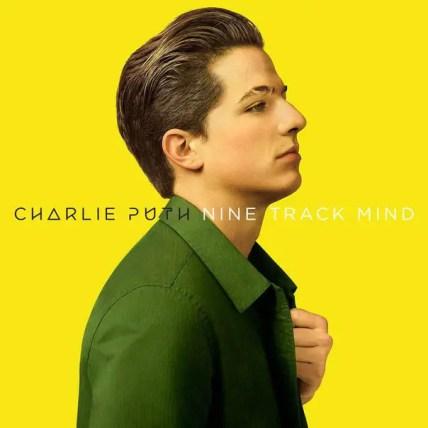 Album artwork of Charlie Puth's upcoming album 'Nine Track Mind'