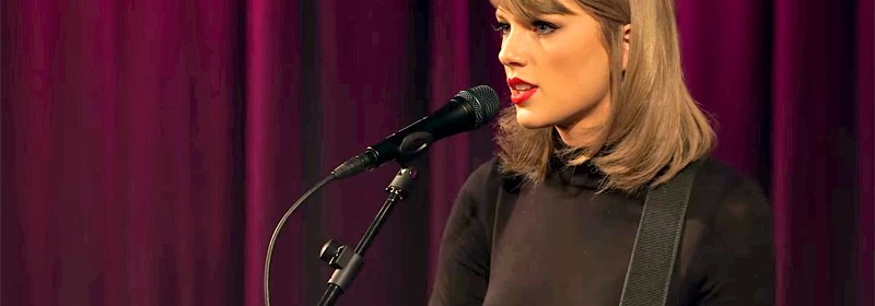 taylor swift wildest dreams performance grammy museum 2015