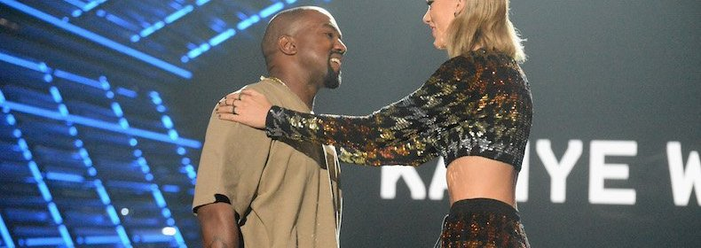 kanye west famous taylor swift feud lyrics