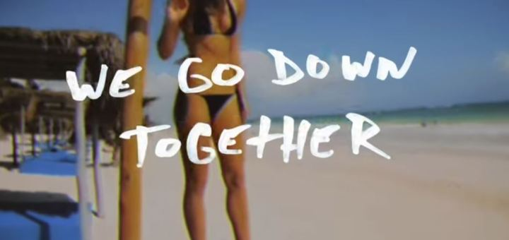 the chainsmokers paris lyric video alexis ren review