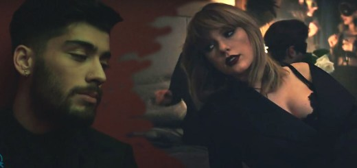 taylor swift sexy lingerie i don't wanna live forever music video zayn hot