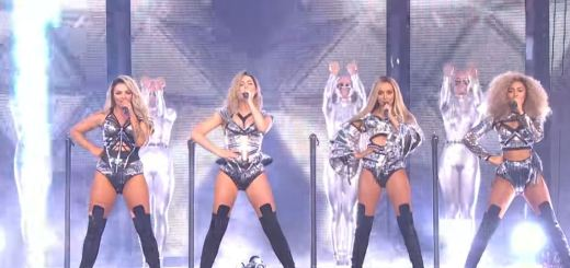 little mix shout out to my ex the brit awards 2017