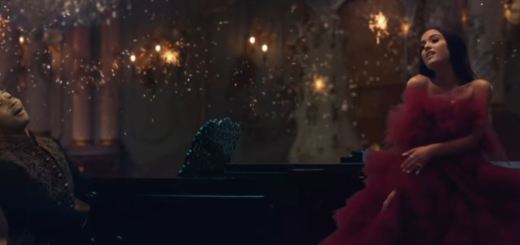beauty and the beast music video ariana grande john legend