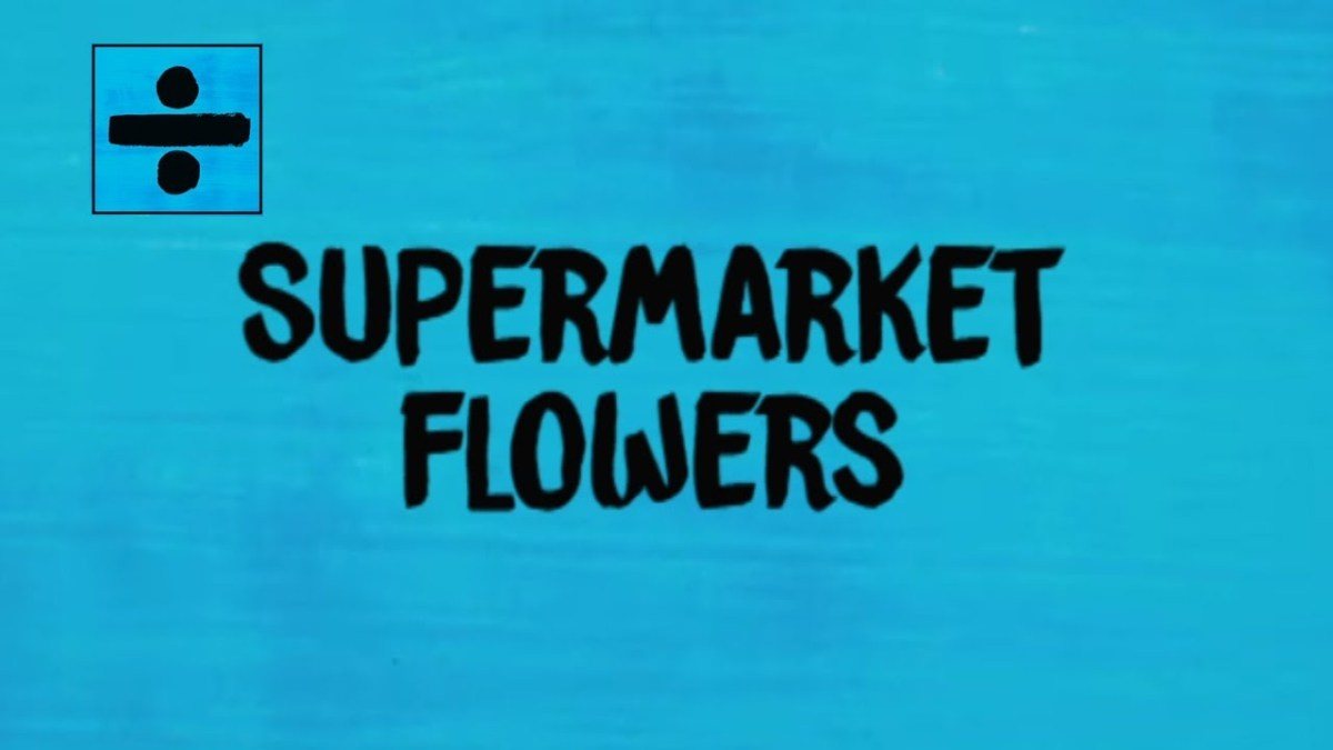 Ed Sheeran - Supermarket Flowers (Lyrics Review and Song Meaning)