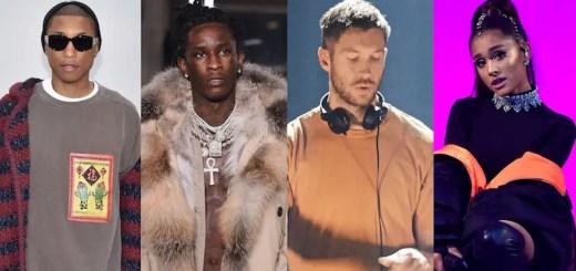 calvin harris heatstroke lyrics review young thug ariana grande pharrell williams