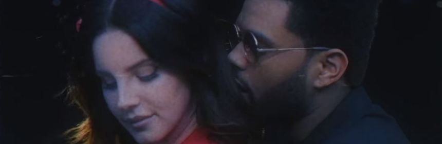 lana del rey lust for life music video the weeknd