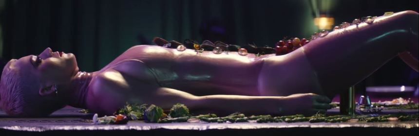 katy perry Bon Appétit music video nsfw
