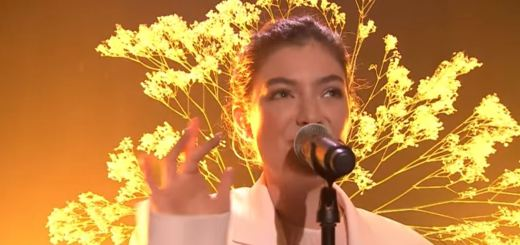 lorde perfect places live tonight show starring jimmy fallon